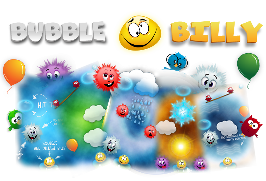 Iphone Game Bubble Billy